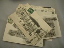 Lot De 13 Cartes Reims - Reims
