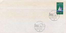 GERMANIA - MUNCHEN 1972 - MODERNER FONFKAMPF  -  EQUITAZIONE FANTINO - Ippica