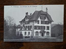 L17/40 Suisse. Fribourg. La Clinique Du Dr Clément - FR Fribourg