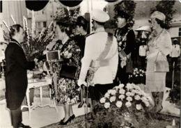 CPM HM Koningin Juliana En HKH Prinses Beatrix DUTCH ROYALTY (820896) - Familles Royales