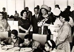 CPM HM Koningin Juliana DUTCH ROYALTY (820903) - Familles Royales
