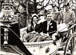 CPM HKH Prinses Beatrix En ZKH Prins Claus DUTCH ROYALTY (820960) - Familles Royales