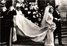 CPM HKH Prinses Beatrix En ZKH Prins Claus DUTCH ROYALTY (820962) - Familles Royales