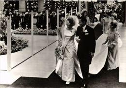 CPM HKH Prinses Beatrix En ZKH Prins Claus DUTCH ROYALTY (820963) - Familles Royales