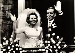 CPM HKH Prinses Beatrix En ZKH Prins Claus DUTCH ROYALTY (820969) - Familles Royales