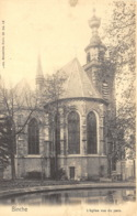 Binche - L'Eglise Vue Du Parc - Nels Série 29 N° 12 - Binche