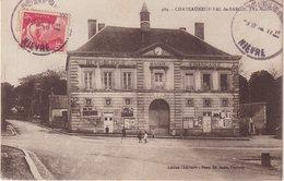 CHATEAU VAL DE BARGIS : La Mairie . - France