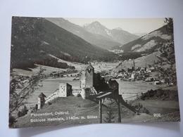 """Cartolina """"Panzendorf, Osstirol - Schloss Heimefels"""" - Austria"""