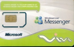 Bolivia GSM SIM Cards, (1pcs,MINT) - Bolivië