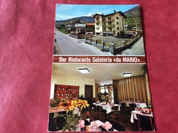 Italia Valle D'Aosta. Saint Pierre. Bar Ristorante Gelateria 'Da Mario' - Italia