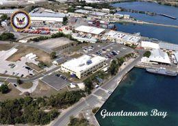 1 AK Guantanamo Bay * Ansicht Der Guantanamo Bay Naval Base - Ein Stützpunkt Der US Navy Auf Kuba * - Kuba