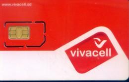 Sudan GSM SIM Cards, (1pcs,MINT) - Sudan