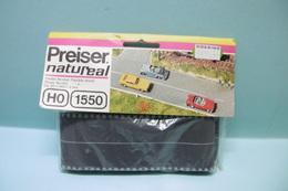 Preiser - ROUTE FLEXIBLE Longueur 96cm Largeur 5cm Réf. 1550 Neuf HO 1/87 - Scenery
