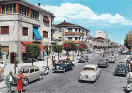 LUCCA - Lido Di Camaiore  - Viale Colombo - Hotel Meuble - Auto - Lambretta - 1965 - Lucca