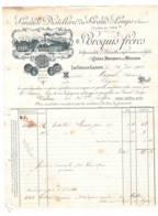 Le Grand Lemps  1902  Broquis  Absinthe - France