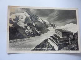 "Cartolina Viaggiata ""Kaiser Franz Joseph - Haus Mit Gr. Glockner"" 1951 - Austria"