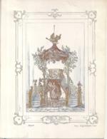 """ANVERS-ANTWERPEN """" CHAIR DE VERITE-CATHEDRALE D'ANVERS""""LITH.DELIAY-156/117MM - Cartes Porcelaine"""