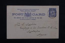 AUSTRALIE - Entier Postal De Sydney Pour L 'Algérie En 1907 - L 23569 - Briefe U. Dokumente