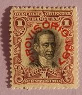"""URUGUAY YT 117 NEUF*   """" JOAQUIM SUAREZ"""" ANNEE 1897 - Uruguay"""
