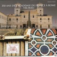 France - Feuillet Bloc Souvenir N° 131 **  Académie De France à Rome (Italie) - Blocs Souvenir