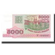 Billet, Bélarus, 5000 Rublei, 1898, 1898, KM:17, NEUF - Russie