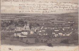 PREMERY : Vue Générale . - France