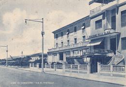LUCCA - Lido Di Camaiore - Via E.Pistelli - Pensione Villa Elisa - 1950 - Lucca