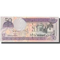 Billet, Dominican Republic, 50 Pesos Oro, 2004, 2004, KM:170d, NEUF - Dominicaine
