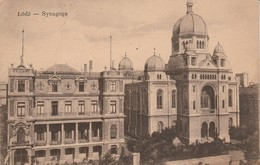 Religion : Judaisme : Synagoga - Synagoge : Lodz - Pologne - Jewish