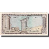 Billet, Lebanon, 1 Livre, 1974, 1974, KM:61b, SUP - Liban