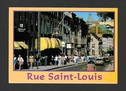 QUÉBEC - VILLE DE QUÉBEC - RUE SAINT LOUIS - PHOTO PAR YVES TESSIER - Québec - La Cité