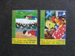 O.N.U.  C.I. De Vienne : TB Paire N° 440 Et N°441, Neufs XX. - Wien - Internationales Zentrum