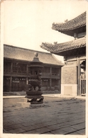 ¤¤  -  CHINE  -   PEKING  -  Carte-Photo D'une Pagode   -  ¤¤ - Chine