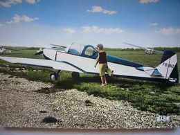 Avion / Airplane / Glider / Planeur / Wassmer WA 22 A / Seen At La FERTE ALAIS Airport - 1946-....: Modern Era