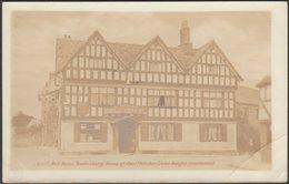 Bell Hotel, Tewkesbury, Gloucestershire, C.1905-10 - Tewkesbury Weekly Register RP Postcard - Altri