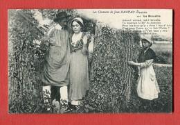 CPA La Bricolin - Les Chansons De Jean Rameau Illustrées - Folklore - Musique