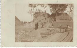 CHINE - CHINA - Un Four à Briques Dans La Région De CHENGCHOW Cachet De La Poste 1924 - Chine