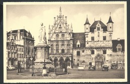 +++ CPA - MALINES - MECHELEN - Monument De Marguerite D'Autriche - Nels  // - Mechelen