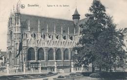 CPA - Belgique - Bruxelles - Eglise N. D. Du Sablon - Monumenten, Gebouwen