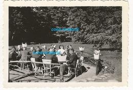WW2 PHOTO ORIGINALE Soldats Allemands Château à LAVAL Ou Proche 53 MAYENNE 1943 N°4 - 1939-45