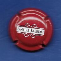 CIDRE ANDRE JALBERT - ROUGE - Capsules & Plaques De Muselet