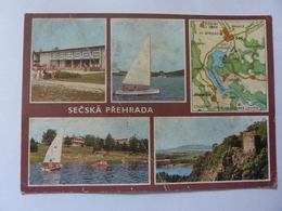 "Cartolina Viaggiata ""SECKSA PREHRADA"" 1979 - Repubblica Ceca"