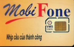 Vietnam GSM SIM Cards, (1pcs, MINT) - Vietnam