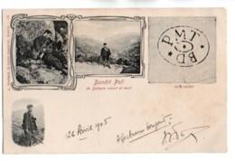 (Corse) 2A, 306, Balogna, Guittard 133, Bandit Poli De Balogna Vivant Et Mort, Dos Non Divisé - France