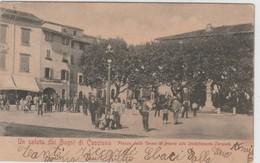 Cartolina - Un Saluto Dai Bagni Di Casciana - Pisa