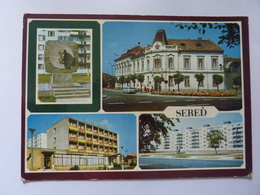 """Cartolina Viaggiata """"SERED"""" 1980 - Repubblica Ceca"""