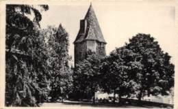 CHAROLLES Jardin De La Mairie Et Tour De Charles Le Téméraire  19 (scan Recto Verso)MA004TER - Charolles