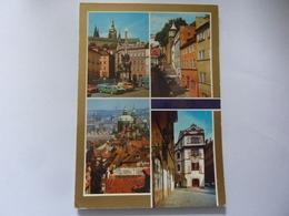 "Cartolina Viaggiata ""PRAHA"" 1990 - Repubblica Ceca"