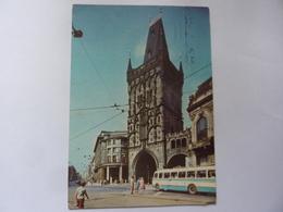 "Cartolina Viaggiata ""PRAHA"" 1970 - Repubblica Ceca"
