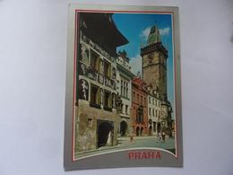 "Cartolina Viaggiata ""PRAHA"" 1989 - Repubblica Ceca"